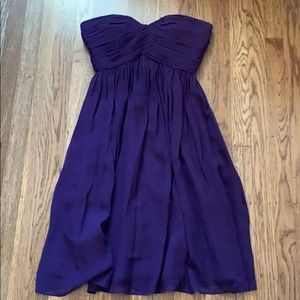 Donna Morgan purple dress in size 2